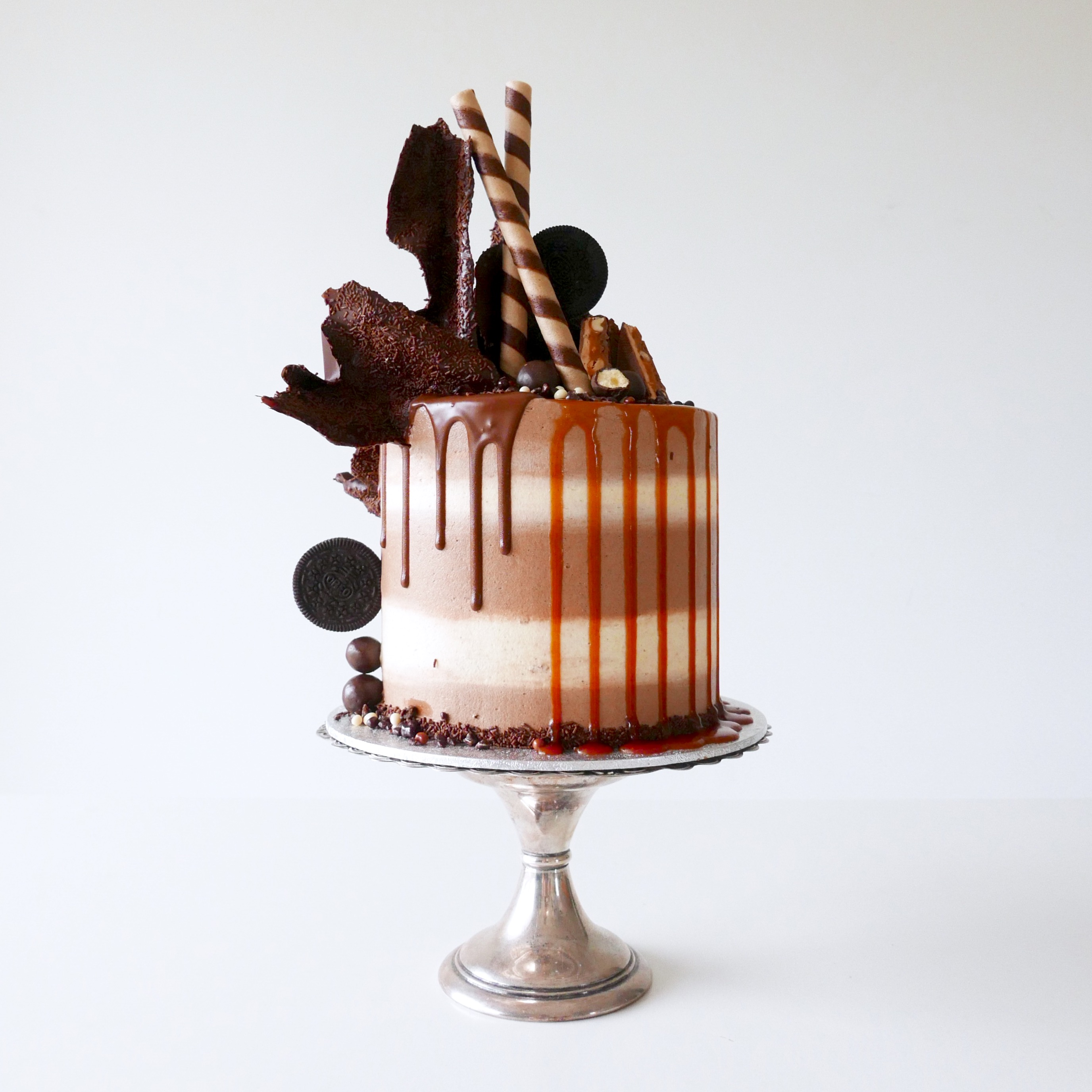 Best Icing For Caramel Mud Cake